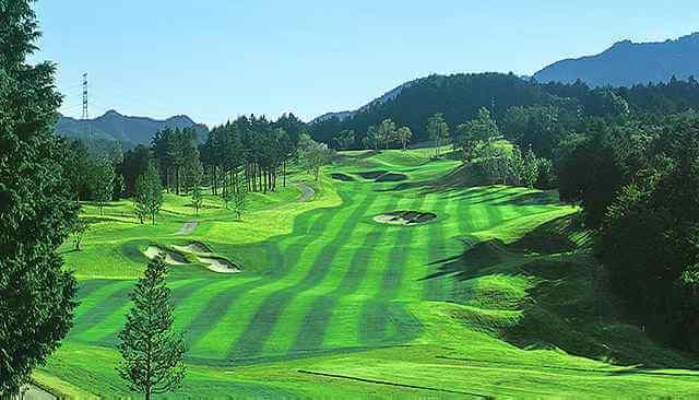 オリムピックナショナルゴルフクラブ WEST