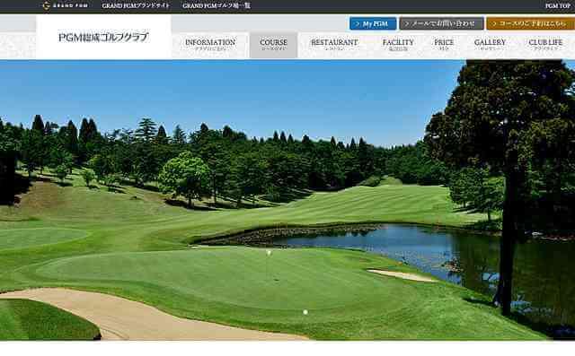 PGM総成ゴルフクラブ